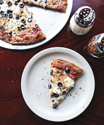 Bourbon House Pizza