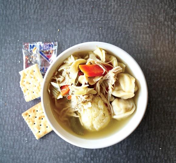 matsoh ball soup