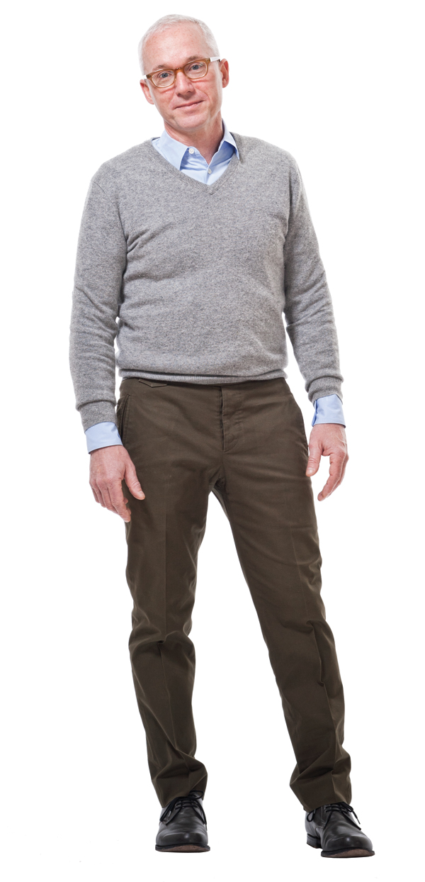 Style Counsel: Vincent Sansalone