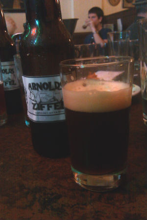 On Tap: Arnold's Ziffel