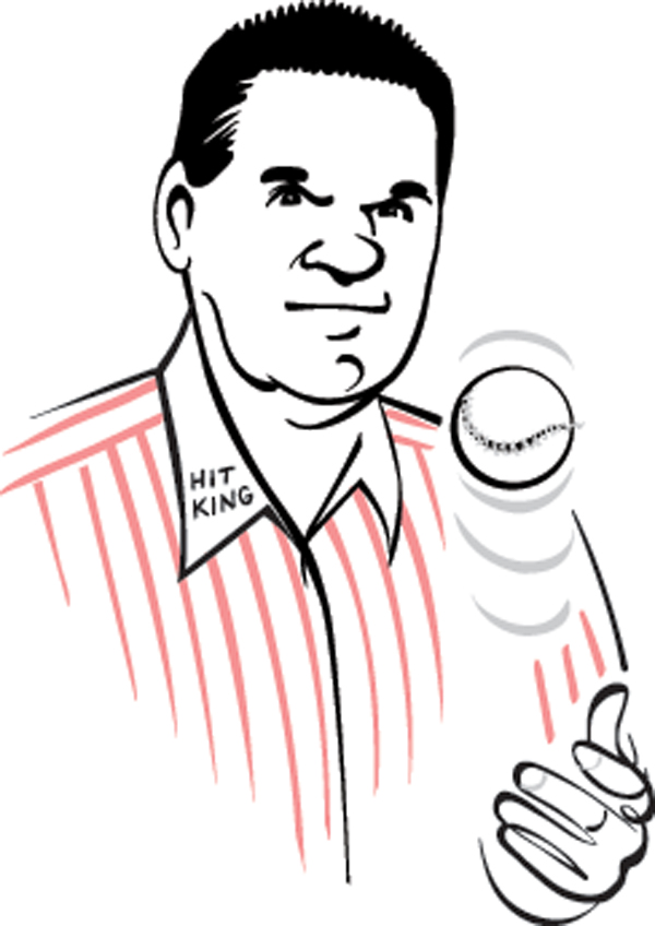 Pete Rose: Playing Baseball Like Dad Did