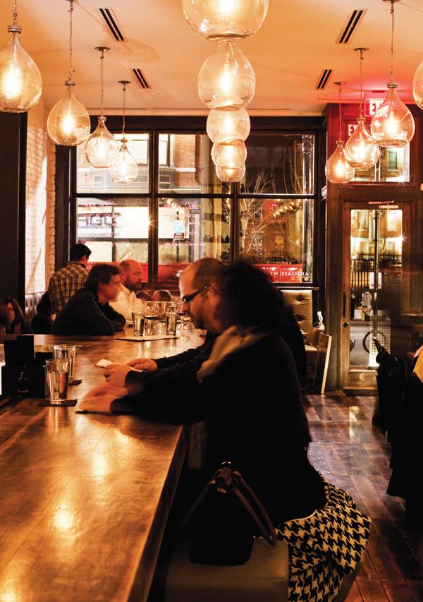 Best New Restaurant: Abigail Street
