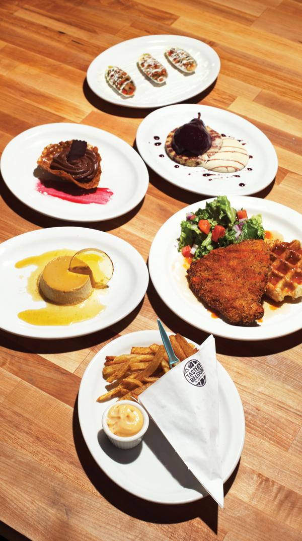 Best New Restaurant: A Taste of Belgium