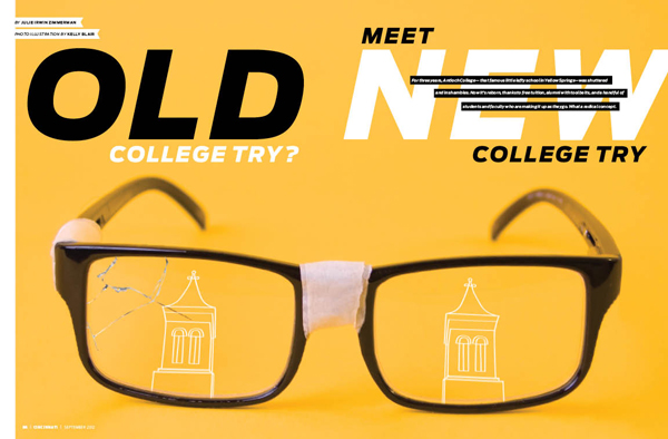 Old College Try? Meet New College Try