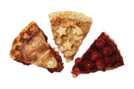 Top 5: Pie Chart