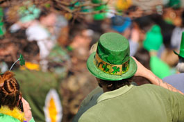 Top 5 St. Patrick's Day Events