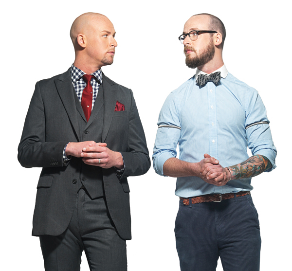 Style Counsel: Daniel and Aaron Strasser