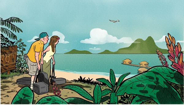 The Observer: To Beach or Not to Beach