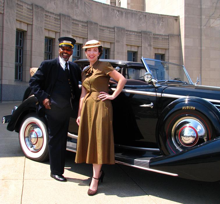 Cincinnati Museum Center's 1940s Living History Weekend