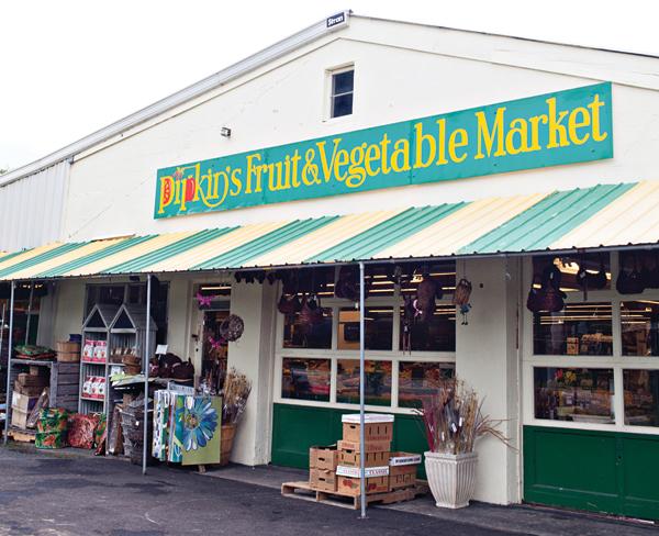 Pipkin's Fruit and Vegetable Market