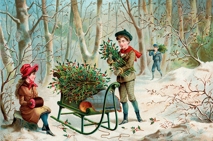 Celebrate Christmas, Dickens-style