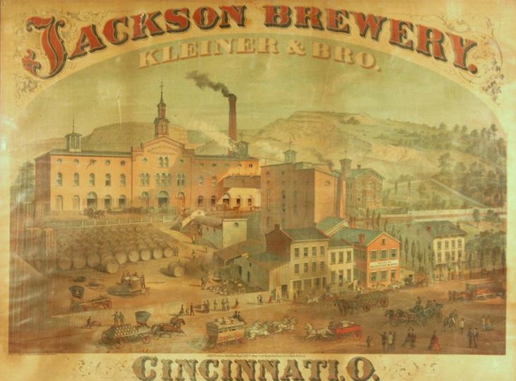Bricks, Barrel Vaults & Beer