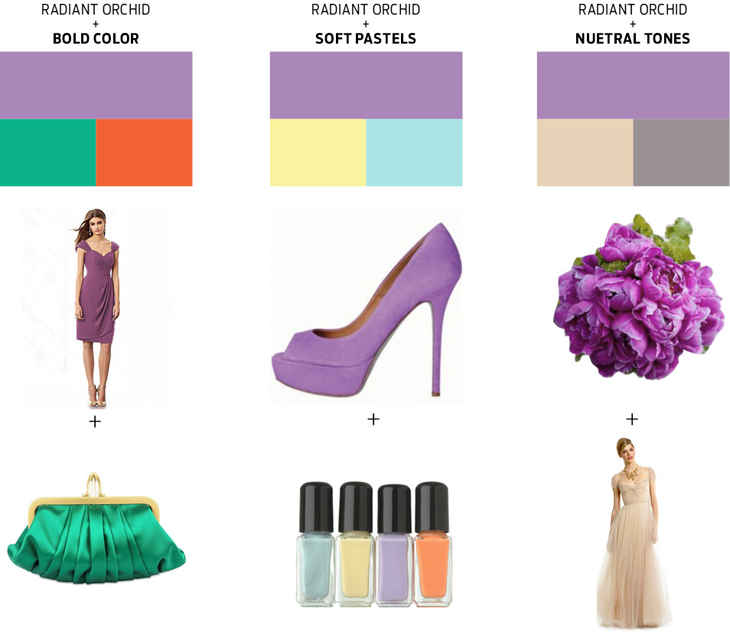 How To Wear It: Pantone's Color of the Year 2014