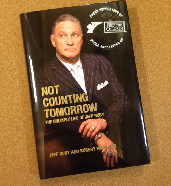 Jeff Ruby Wrote a Book