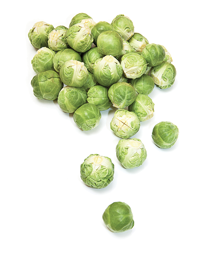 Recipe: Wunderbar's Pan-Seared Brussels Sprouts