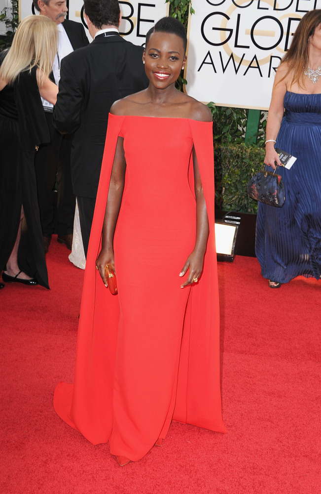 Our Five Favorite Gowns from the 2014 Golden Globes