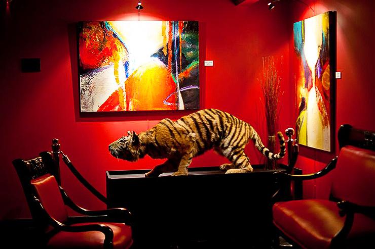 Open: Obscura's Jim Thompson Room