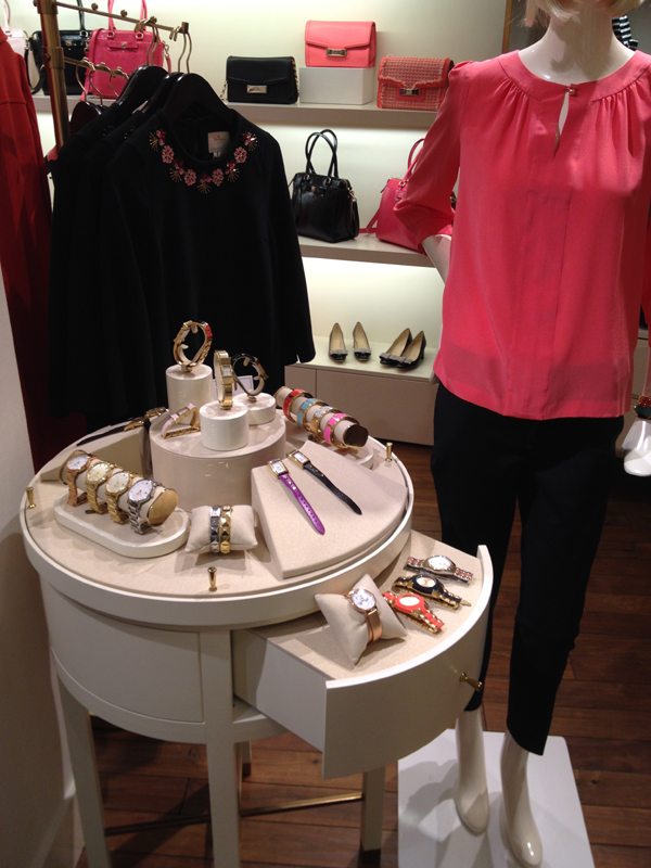 Kate Spade Comes to Town