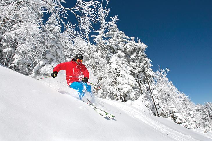 Winter Skiing in West Virginia