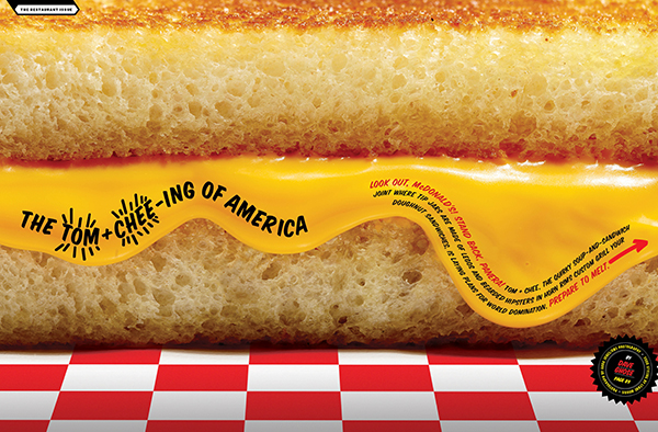 The Tom + Chee-ing of America