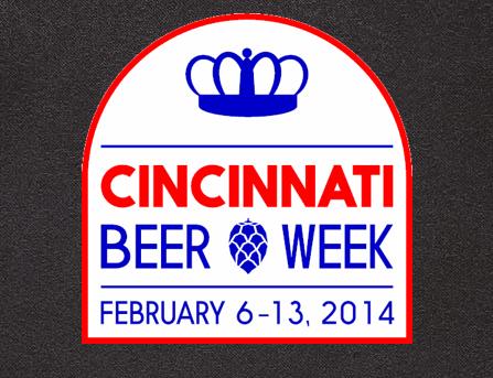 Cincinnati Beer Week 2014