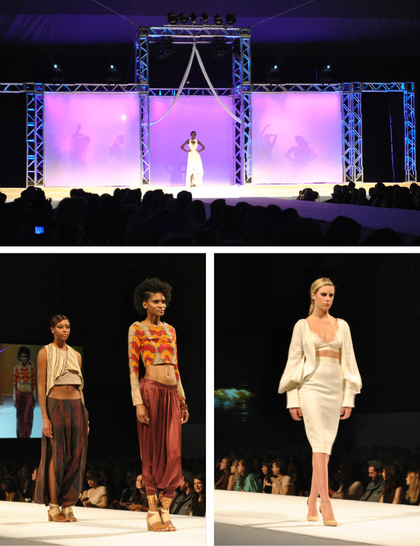 Cincinnati Magazine fashion show