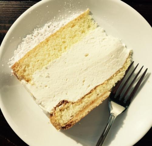 Cream Cheese Torte