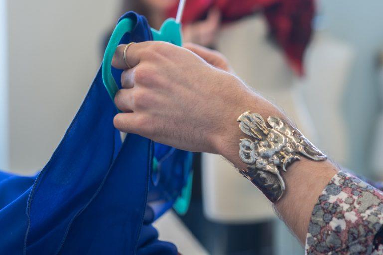 DAAP Fashion Series: Molly Hunsaker + Shaheen Miro