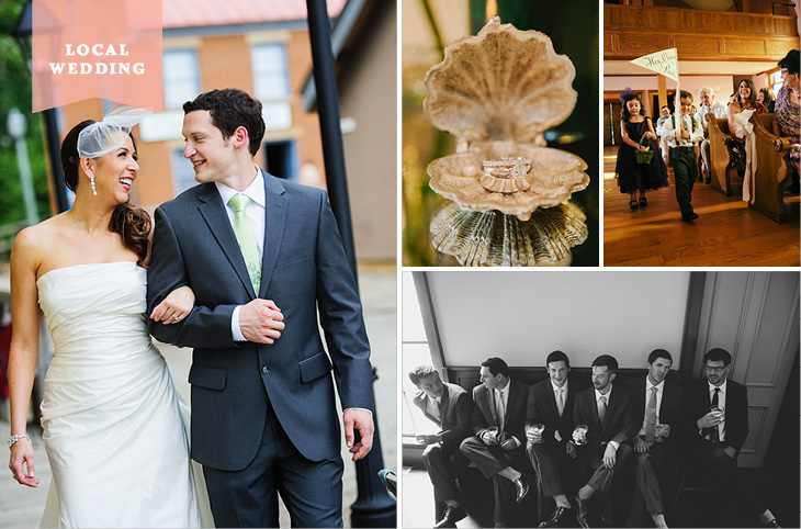 Cincinnati Wedding: Amanda + Lee