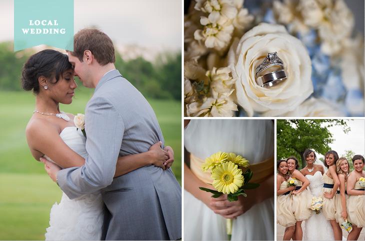Cincinnati Wedding: Brittany + William