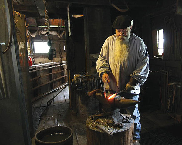 Long Weekend: Tri-State Towns With History