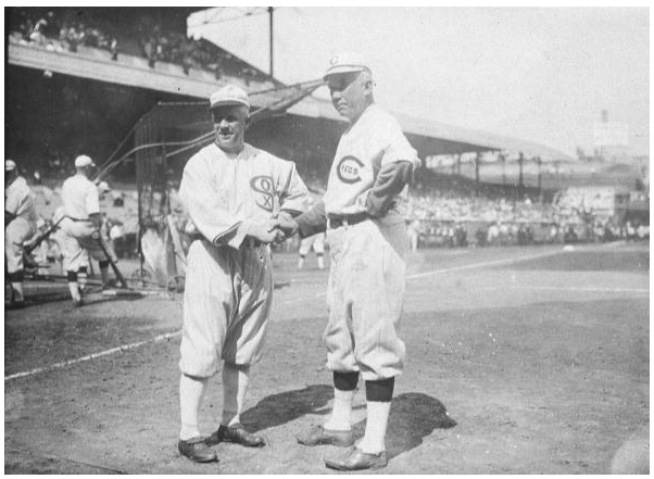 Video from the 1919 World Series
