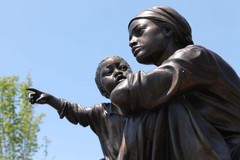 Smale Park Black Brigade Monument