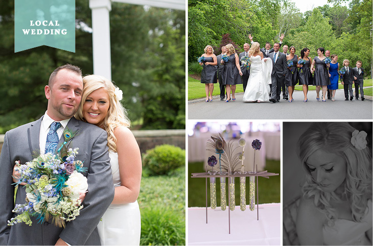 Cincinnati Wedding: Ashley + Corey