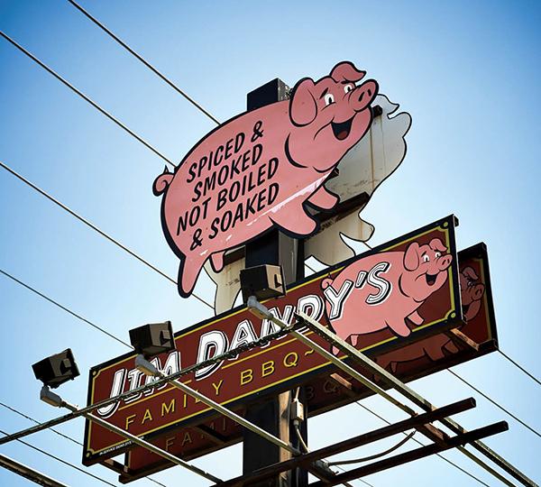 Jim Dandy's