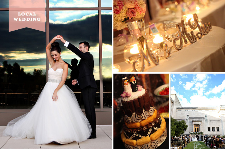 Cincinnati Wedding: Jennifer + Nick