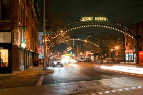 Short North Gallery Hop in Columbus