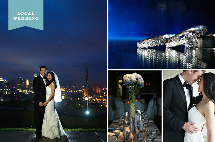Cincinnati Wedding: Allison + Andrew