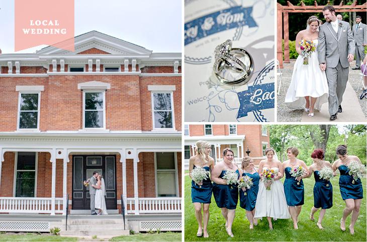 Cincinnati Wedding: Lacey + Tom