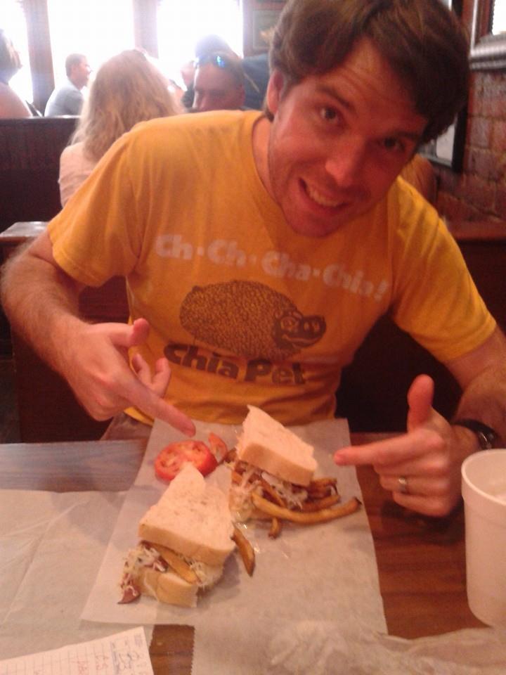 A Sandwich Adventure in Pittsburgh