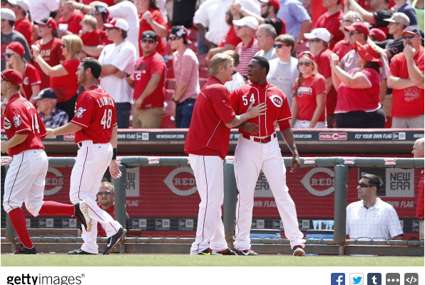 NL Central Heat Check: 7.11