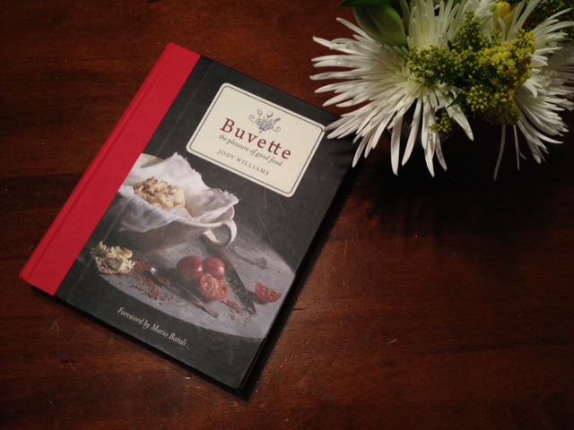 Bookmark: Jody Williams's Buvette: The Pleasure of Good Food