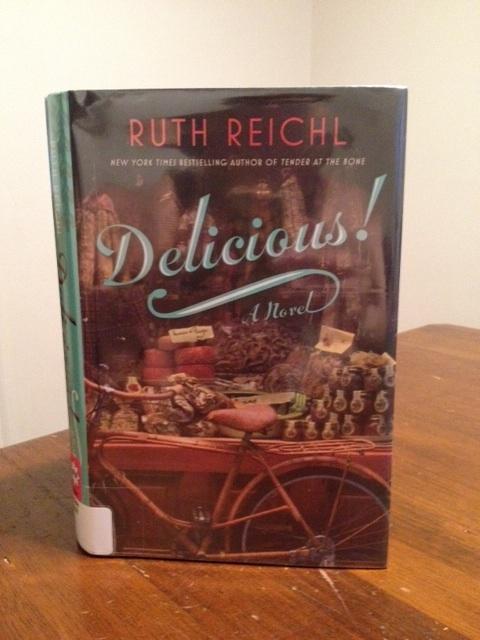 Bookmark: Ruth Reichl's Delicious