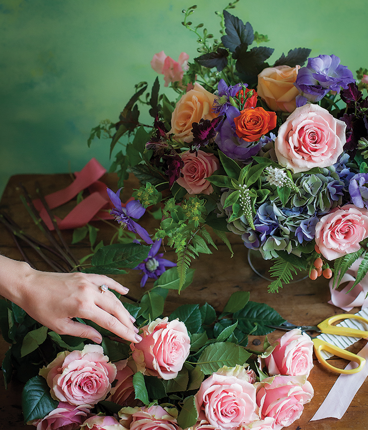 Ask The Expert: Robin Wood, Robin Wood Flowers