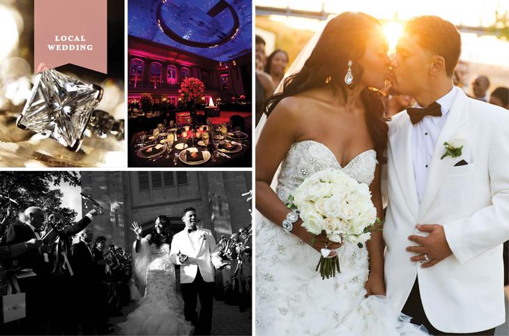 Local Wedding: Stephanie Owens & Alexander Boyd