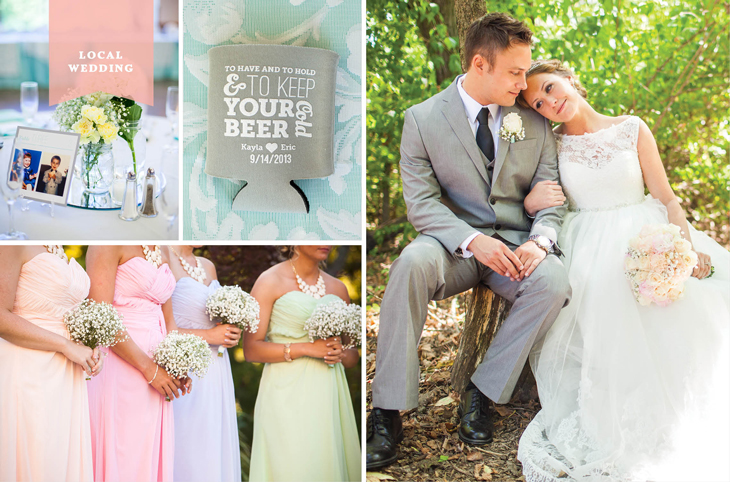 Local Wedding: Kayla Kaufman & Eric Kemp