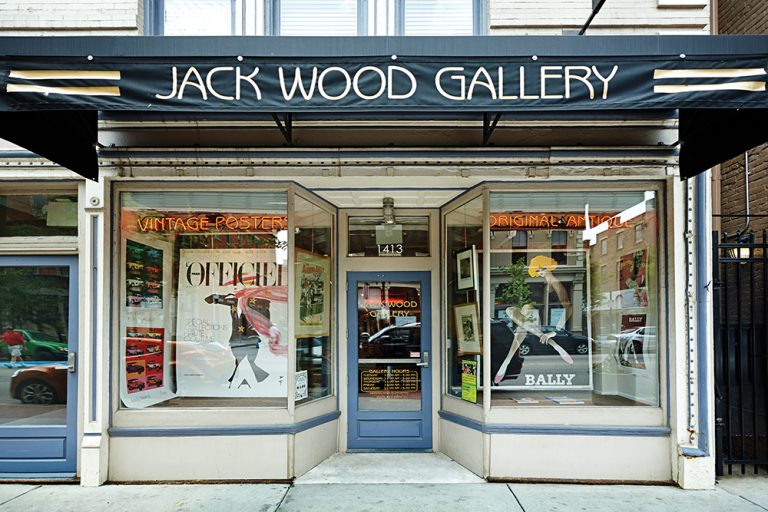 Shop Talk: Jack Wood Gallery