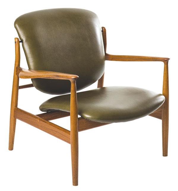 Finn Juhl chair , Mainly Art