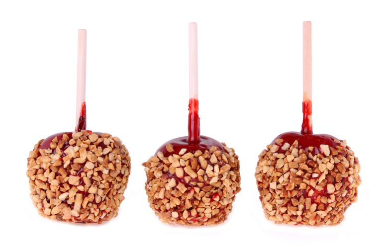 Fawn Candy's Caramel Apples