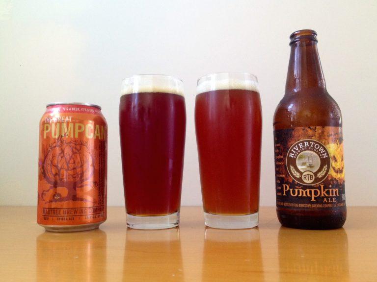 Pumpkin Ales You Should Try